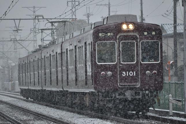 阪急伊丹線撮影地ガイド> 稲野...
